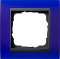 Gira Event Opaque blauw / antraciet